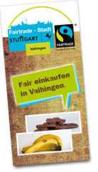 Fairtrade Flyer
